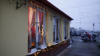 Goldwing Weihnachtstreffen - Im Weihnachtshaus Ungarn
