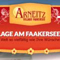 Arneitz Village am Faaker See in Kärnten