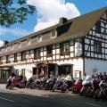 Motorrad- Landgasthaus Zum wilden Zimmermann in Hallenberg